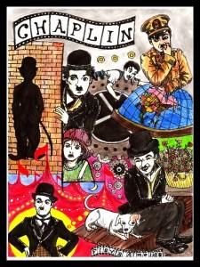 Desenho enviado por Flávia Carolina, de Taboão da Serra - SP. (clique para ampliar)