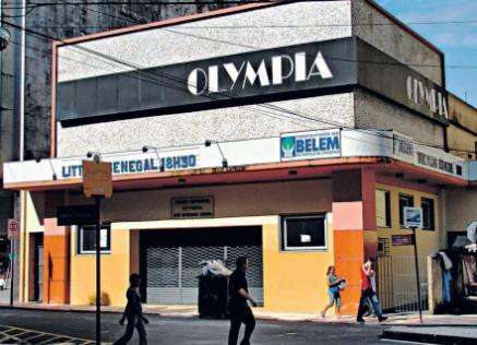 Cinema Olympia - Belém/PA