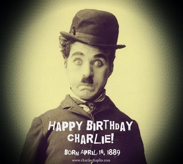 Mensagem do Escritório Oficial de Charles Chaplin, na França.