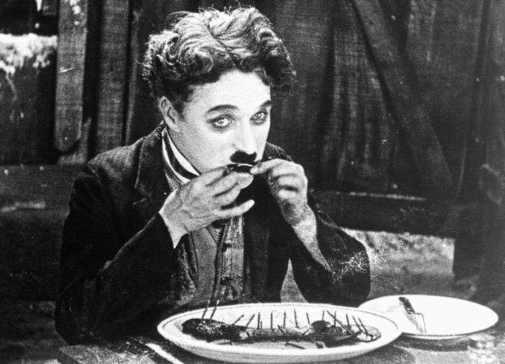 """""""Em Busca do Ouro"""" será um dos filmes exibidos no Ciclo Charles Chaplin"""