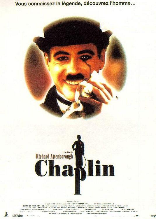 Em 1992, Attenborough dirigiu a cinebiografia de Charles Chaplin.