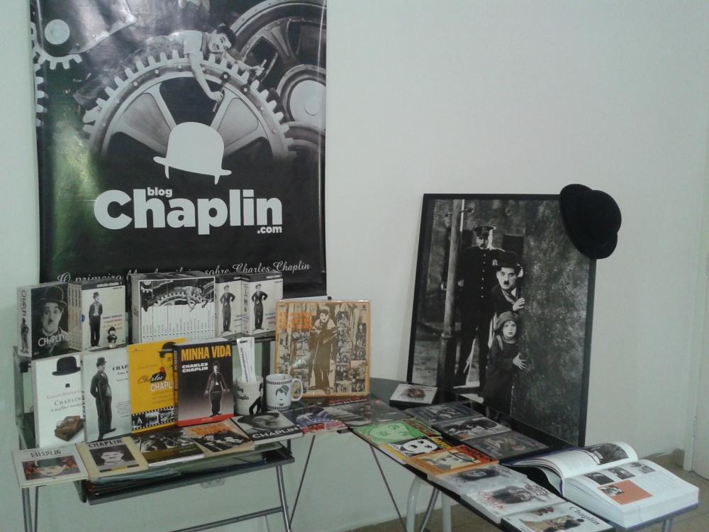 Coleção de Hallyson Alves (criador do Blog Chaplin)