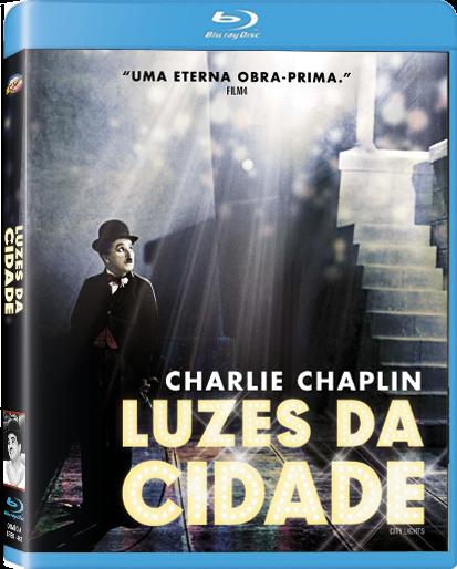 Lançamento em Blu-ray